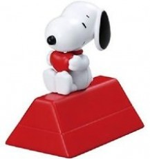 Takara Tomy Snoopy Heart MetaColle