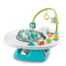 Summer Infant 4 in 1 Deluxe SuperSeat booster (Teal)