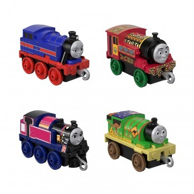 Adventures Travel with Thomas Friends (Ashima, Hong Mei, Victor,