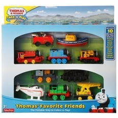 Thomas Favorite Friends Take n Play set