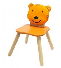 I'M Toy Wooden Forest Chair - Tigger