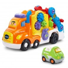Vtech Toot Toot Drivers - Car Carrier/ Go Go Smart Wheels