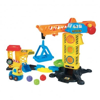 Vtech Go Go Smart Wheels Learning Zone Construction Site