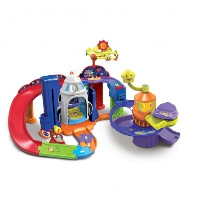 Vtech Toot Toot Drivers / Go Go Smart Wheels - Space Station