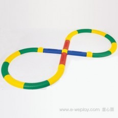 Weplay Tactile Path (Curve + Straight)