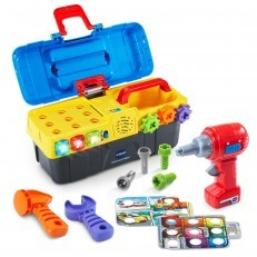 Vtech My 1st Tool Box /Drill and Learn Toolbox