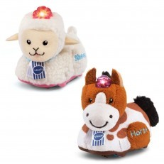 Vtech Go Go Smart Animals Furry Animals 2-pack (Sheep and Horse)