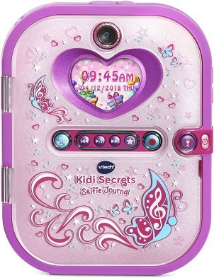 Vtech Secret Safe Diary Selfie with Face Recognition