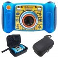 Vtech Kidizoom Camera Pix (Blue) + FREE case
