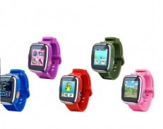 Vtech Kidizoom SmartWatch DX - Blue, Pink,Camo, Red, Purple,Blck