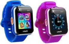 Vtech Kidizoom Smartwatch DX2 (blue pink purple)