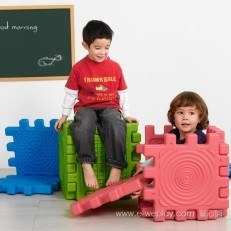 Weplay Tactile Cube set of 6